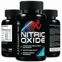 100% Nitric Oxide Booster to Improve Circulation Performanc Lower Blood Pressure