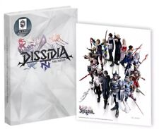 Dissidia Final Fantasy NT: Collector Edition Guide Hard Cover BRAND NEW SEALED!