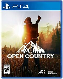 Open Country - Hunting / Survival (PlayStation 4, Physical) >>>PRESALE Oct 5 ps4
