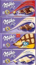 MILKA chocolate - four (4) Pannels -  original german brand #3