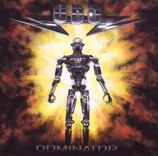 U.D.O. DOMINATOR + BONUS VIDEO BRAND NEW SEALED CD UDO