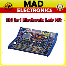 130 In 1 Electronics Project Lab Kit Kids Learn Electronics