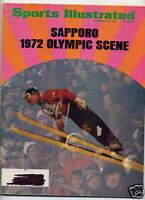 1971 Nov 15, Sport Illustrated: 1972 Olympic Scene