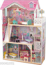 Kidkraft Annabelle Dollhouse  - Wooden Doll House