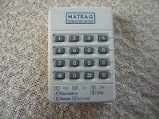 Fernabfrage-Sender(Codesender) für Telefon-Anrufbeantworter Matra Communication