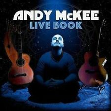 Live Book [Digipak] * by Andy McKee (Guitar) (CD, Apr-2016, CGP)