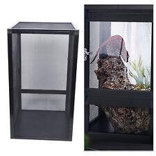Big Tank Cage Reptile Pet Enclosure Lizard Spider Insect Tortoise Breeding Box