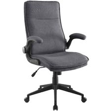 Helsinki High Back Chair Grey