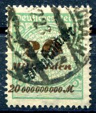 DR DIENST 1923 87 gest TADELOS FOTOATTESTKOPIE BPP 200€(Z7235