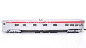 IHC HO Southern Pacific SP Observation Corrugated Passenger Train Car 47953 7of8