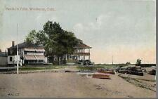 POSTCARD-1914 RANDALL'S POINT, WOODMONT, CONN