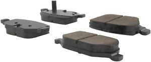 Disc Brake Pad Set fits 2012-2019 Fiat 500  CENTRIC PARTS