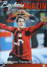 Programm 2005/06 Bayer 04 Leverkusen - Borussia Dortmund