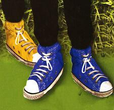 Festival Pies cubiertas de zapatos