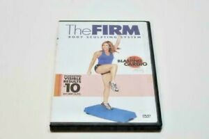 The FIRM Body Sculpting System Fat Blasting Cardio with Lisa Kay DVD Video 2004