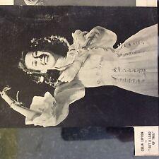 A2e ephemera theatre 1942 review get a load of this celia lipton