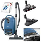 Miele Complete C3 Powerline Canister Vacuum Cleaner + Blue Color + Brand New photo