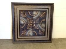 Home Interiors & Gifts Vintage Frame Art Tin Picture, New In Box GTC