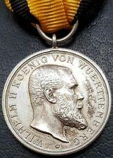 More details for ✚9882✚ german ww1 wurttemberg silver military merit medal verdienstmedaille