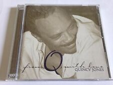 Quincy Jones - From Q, With Love Vol. 1 and 2 Qwest / Warner Brothers CD