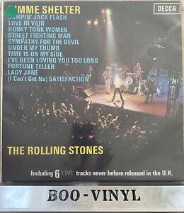 The Rolling Stones  – Gimme Shelter - SKL 5101 Rare Australian Press VG+ / VG+