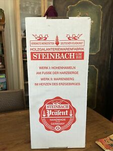 Original Signed Steinbach Nutcracker Limited Edition 1996