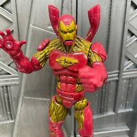 "Marvel Legends Hasbro Avengers Ares BAF Heroes Reborn Iron Man 6"" Action Figure"
