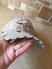 Native American Beaded hat Native Pride baseball hat pow wow Native made