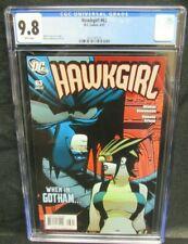 Hawkgirl #63 (2007) Renato Arlem Batman Cover CGC 9.8 White Pages S613