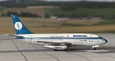 Boeing 737-200 Sabena 1:400 Aeroclassics mit OVP Flugzeugmodell