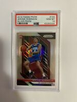 Jerome Robinson PSA 10 2018 Panini Silver Prizm Rookie Clippers Gem Mint Card RC