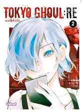 manga Tokyo Ghoul : RE Tome 2 Saison 2 Sui Ishida Glénat Walking Dead Zombies VF