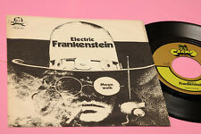 "ELECTRIC FRANKENSTEIN 7"" MOON WALK ORIG ITALY PROG 1973 NM !!!!!!!!!!!!!!!!!!!"
