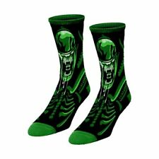 Alien Fright-Rags Unisex Crew Sock New Novelty Colorful Monster Movie Fashion