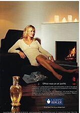 Publicité Advertising 2006 Lampe Berger