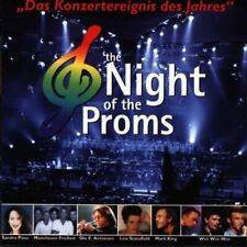 Night of the Proms 05 (1998) John Miles, Mark King, Lisa Stansfield, Wet .. [CD]