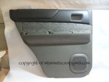 Nissan Patrol GR Y61 2.8 RD28 97-05 LH NSR door card + speaker cover grille