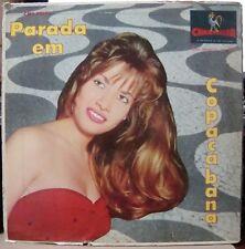 "ALL GIFFER 1960 ""Parada Em Copacabana"" Bossa Nova Samba Jazz LP BRAZIL HEAR"