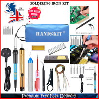 Brand New Soldering Iron Kit 60W For Small Electric Work Jewellery Welding Tools