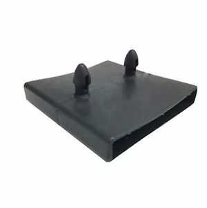 Replacement Plastic Centre Caps Bed Slat holders (62ms  64mm wide) Choice of Qty