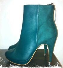 GREEN BOOTs H&M - NEW !!! - SIZE 4