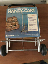 Vintage BANTAM TRAVELWARE HANDY-CART (All Purpose Folding Cart)