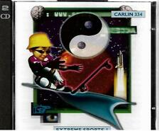 CARLIN 334 - EXTREME SPORTS - 2 CD's