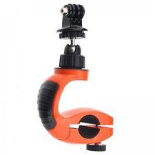 Motorcycle Bike Handlebar Mount Holder for Camera/ Gopro Hero 3+ 3 2 1 Orange