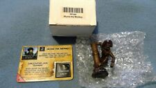 Pirates CSG Skyme the Monkey Bust New in Box Promo & Unpunched Card