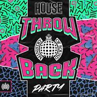 (MoS) THROWBACK HOUSE PARTY - MINISTRY OF SOUND [CD] Sent Sameday*
