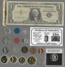 Silver Dollar Barber Mercury Liberty Indian Rare US Coin Collection Lot Gold 407
