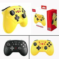 Mini Support Wireless/Wired Bluetooth Gamepad Controller For  Switch