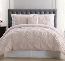Truly Soft Queen 8 Piece Bedding Set Pink