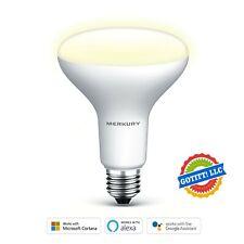 MERKURY INNOVATIONS SMART WIFI LED BULB TUNABLE WHITE 65 W, 750 BRIGHTNESS BR30